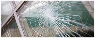 Leyton Smashed Glass